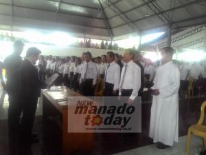 Minsel , minahasa selatan, Ketua KPU Minsel, Dr Fanley Pangemanan SSos