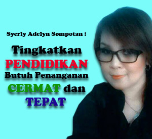 Syerly Adelyn Sompotan , SAS