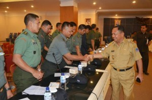 Kuliah Kerja Lapangan , Pasis Sekolah Staf , Komandan Angkatan Darat, Kolonel Tansil,