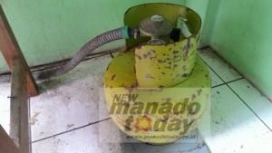 Gas LPG 3 Kg, LPG,  Minahasa Tenggara , mitra,  Badan Lingkungan Hidup,  Drs Robby Ngongoloy