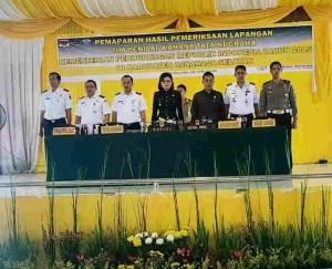 Minahasa Selatan, Kementrian Perhubungan, Wahana Tata Nugraha, WTN 2015,