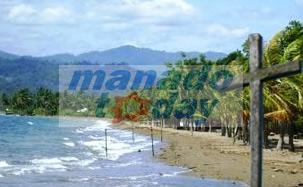 Minahasa Tenggara, Pantai Lakban