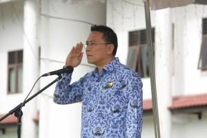 Walikota Tomohon, korpri, Jimmy F Eman SE Ak