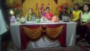 Bupati, Minahasa Selatan,GMIM Bethesda Pakuweru,