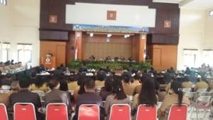 Partai Demokrat, DPRD Tomohon,Cherly Mantiri SH ,  Ir Jimmy Wewengkang MBA, Katherina L Polii SPi