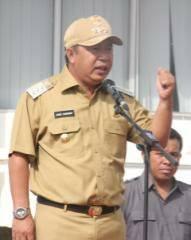 Bupati, Minahasa Tenggara , James Sumendap SH, pilkada 2015