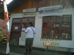 Tosuraya Barat, Ratahan ,Minahasa Tenggara, Lurah Tousuraya Barat, Elsye Supit