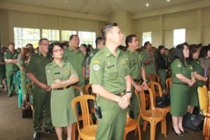 Walikota Tomohon, Jimmy F Eman SE Ak , PNS, Penghasilan Pegawai
