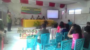 Pemkab Minsel Gelar Sosialisasi Kamtimbmas di Kecamatan Amurang