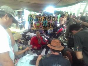 Pasar Kumelembuai II, pasar,  Novie Pongantung