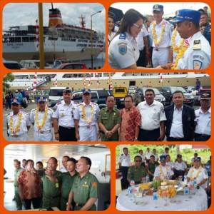 Pelabuhan Amurang, PELNI, PT Pelayaran Nasional Indonesia ,