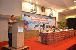 Wakil Gubernur, Sulawesi Utara , DR. Djouhari Kansil MPd, gorontalo