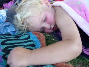 Tidur Siang, bayi, tips sehat