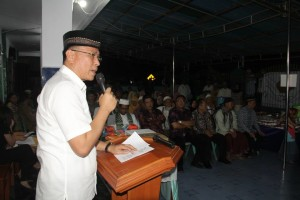 Walikota Tomohon Buka Puasa bersama di Kampung Jawa