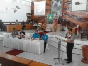 Pembinaan Politik di Minahasa Tenggara