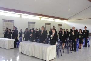 30 Pejabat Tomohon Ikut Diklat PIM IV