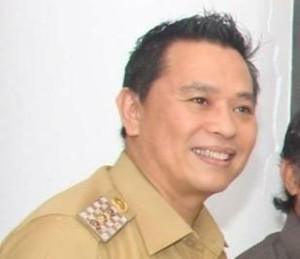 Walikota Tomohon, Jimmy F Eman SE Ak , tomohon, sampah, Drs ODS Mandagi