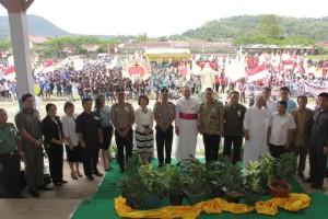 Pertemuan Berkala XX Orang Muda Katolik se-Keuskupan Manado