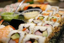 Salmonella, Sushi,