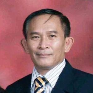 Sekretaris DPRD Kota Tomohon Andrikus Wuwung SSos