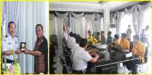Bakamla RI , Badan Keamanan Laut , Laksamana Madya TNI, Dr Desi Albert Mamahit MSc, Minahasa Selatan