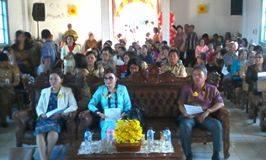 Bupati ,Minahasa Selatan,Christiany Eugenia Paruntu,  KGPM Genesaret, Kawangkoan Bawah