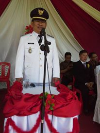 Kecamatan Tompasobaru, Minahasa Selatan, Henry Palit SH