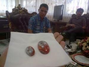 Batu Akik , Minahasa ,