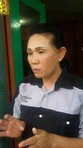 Rita Kambong SH, Ketua Panwaslu Kota Tomohon
