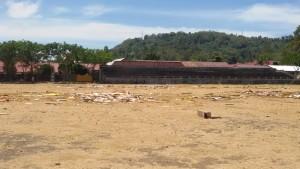 Pasca ToF, Stadion Parasamya Walian Tomohon Dipenuhi Sampah