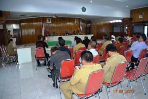 FKUB Kota Bitung, Forum Kerukunan Umat Beragama, Drs Edison Humiang,