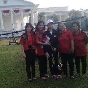 Hari Anak Nasional, Minahasa Tenggara, Marsela Poluan