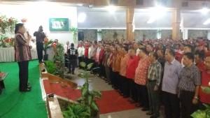 Calon Walikota Tomohon, Drs Johnny Runtuwene DEA , Dra Vonny Paat, pilkada tomohon, pilkada 2015, Jonru-VP