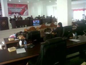 Pidato Kenegaraan, Legislator , DPRD Mitra