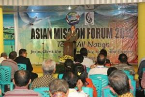 Walikota Tomohon, Seminar Gereja Asia, tomohon,