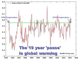 Jeda Pemanasan Global Berakhir ??, Peneliti: Bumi Semakin Panas, Bahkan 'Terbakar'