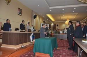 DR. Sinyo Harry Sarundajang , Badan Pengawasan Keuangan dan Pembangunan, BPKP Sulut, Kepala BPKP Sulut, Sihar Panjaitan