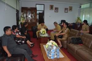 DPRD Boltim ,  Bolaang Mongondow Timur, Umar Mokoapa ,  Dukcapil Boltim, Jane Wowor SPd MM
