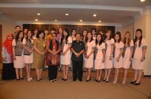 Yohana Yambise, Gender, Legislator Sulut
