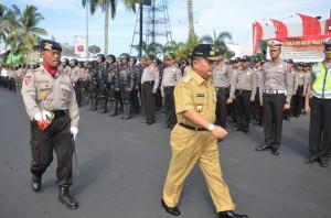 Wakil Gubernur ,Sulawesi Utara ,DR. Djouhari Kansil MPd, Pilkada Serentak, Pilkada 2015,