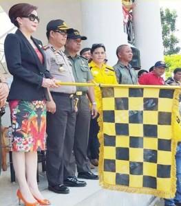 Sukses Berbagai Kegiatan HUT Proklamasi Kemerdekaan RI ke-70 Pemkab Minsel