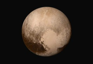 Pluto , fakta Pluto , Planet Kerdil