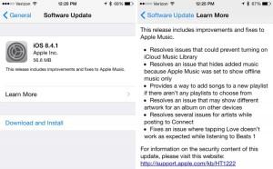 Update iOS, apple, iphone
