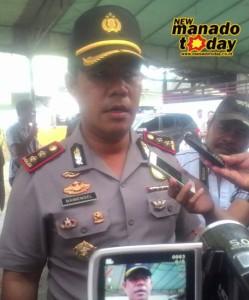 Kapolres Minsel,  Minahasa Selatan, AKBP Benny Bawensal, Cengkih