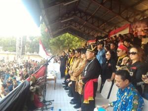 Brigade Manguni , Budaya Nusantara
