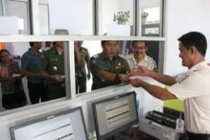 James Sumendap , Ronald Kandoli, DPRD Mitra, Drs Tavif Watuseke, Pajak bumi