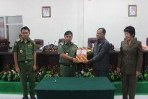DPRD Mitra , Minahasa Tenggara , Perda RTRW