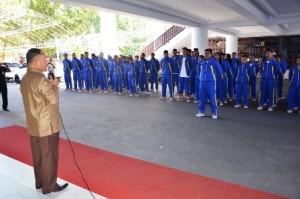 Sulut Kirim 149 Atlit dan Official di Popnas ke-XIII