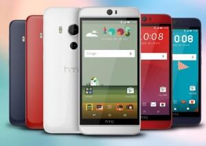 HTC Butterfly 3, HTC