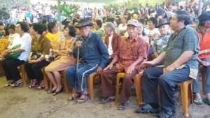 Kampanye di Kayawu, Warga Sepakat Pilih EMAS